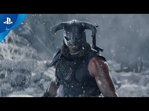 Claws – The Elder Scrolls V: Skyrim VR / PSVR