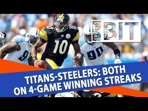 Tennessee Titans at Pittsburgh Steelers | Sports BIT | NFL Picks