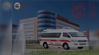 Take ICU Ambulance in Patna with All Amenities by king
