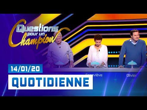 Sandrine, nouvelle championne de l'émission va tenter de remporter une 2ème victoire !