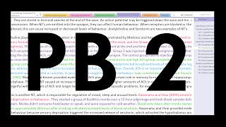 P&B 2 - Neurotransmitters (Martinez and Kesner, 1991) [8] - IB Psychology