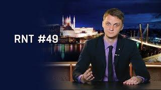 Телеграм, новости будущего и немного Соловьева. RNT #49