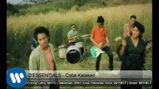 Lirik Lagu dan (Chord) Kunci Gitar Coba Katakan - Maliq & D'Essential