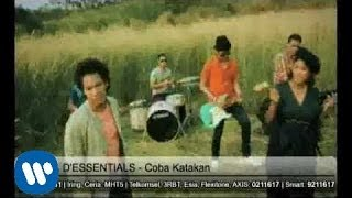"Maliq  d'Essentials - ""Coba Katakan"""