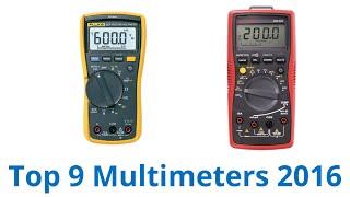 9 Best Multimeters 2016