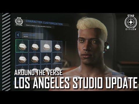 Around the Verse - Los Angeles Studio Update