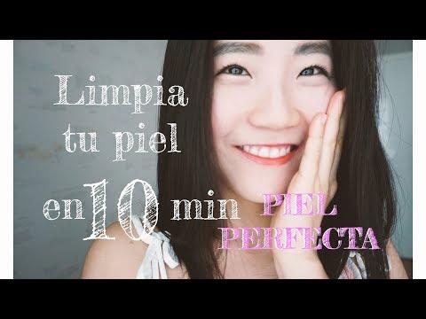 PIEL PERFECTA EN 10 MINUTOS ¡BELLEZA COREANA! | Ana la Coreana