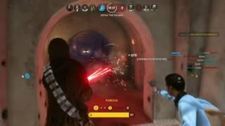 The master Chewbacca 2
