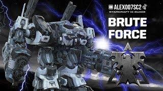 BRUTE FORCE: Победа грубой силой в StarCraft II - Терраны