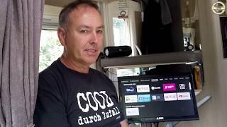 SMART TV im Womo (für ganz wenig Geld)