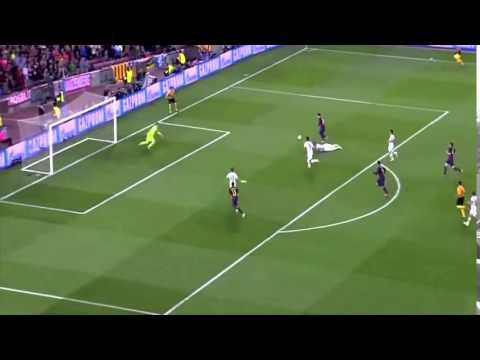 Lionel Messi SKILLS vs Jerome Boateng before 2nd goal Barcelona vs Bayern Munich HD
