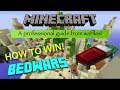 HOW TO WIN BEDWARS EVERY SINGLE TIME!