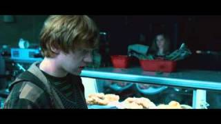 Harry Potter And The Deathly Hallows Part 1 - Cafe Attack Scene