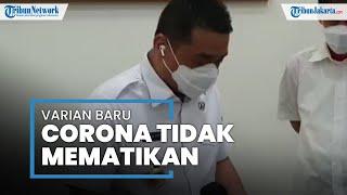 Varian Baru Virus Corona Masuk Indonesia, Wagub DKI: Penularanannya Cepat, Tapi Tak Lebih Mematikan