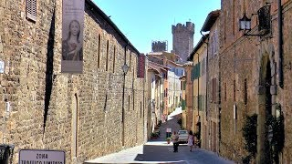 preview picture of video 'Montalcino, Tuscany (Toscana), Italy (Italia) [HD] (videoturysta)'