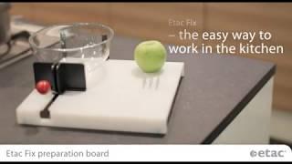 Kuchyňské prkénko  ETAC Fix