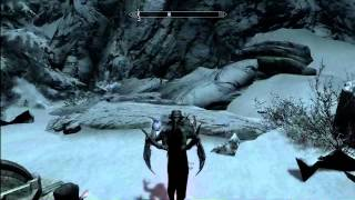 How To Find Basin 4 In Touching The Sky , Skyrim Dawnguard
