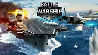 Battle of Warship - War of Navy RTS Android Gameplay ᴴᴰ