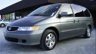 Сколько стоит Автомобиль в США? Honda Odyssey 2002 $2500
