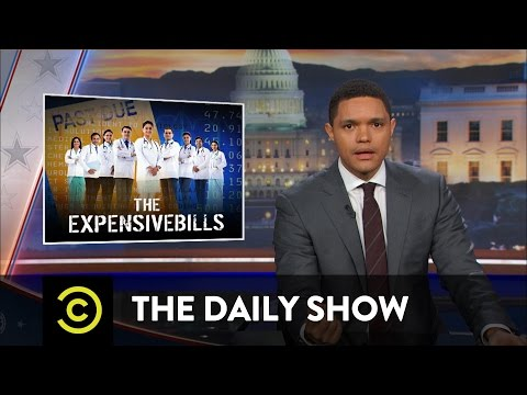 Obamacare Takes a Price Hike: The Daily Show