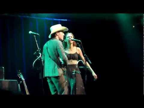 SIX WHITE HORSES Gillian Welch Dave Rawlings live @ Paradiso