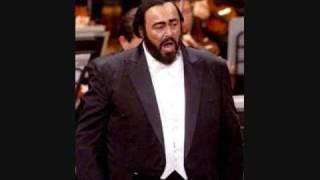Классическая музыка, Luciano Pavarotti - Caro mio ben
