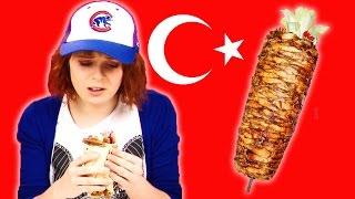 Irish People Taste Test Turkish Food
