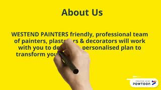 Visit Westend Painters For House Painters Auckland