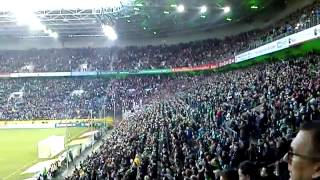 preview picture of video 'Borussia Mönchengladbach 1:0 1.FC Köln 14.02.2015'
