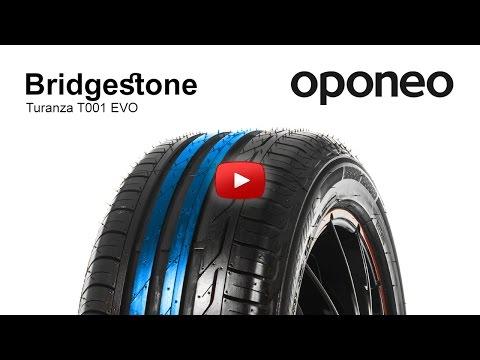 Reifen Bridgestone Turanza T001 EVO ● Sommerreifen ● Oponeo™