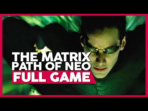 Gameplay de The Matrix: Path of Neo