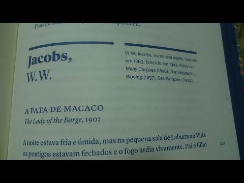 [Resenhas de Contos #1] | A Pata do Macaco - W. W. Jacobs | Real x Ficcional