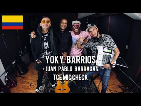 Yoky Barrios & Juan Pablo Barragán - Atrás ( Feat. M-sBeatz & Cesar Ballestas ) [ TCE Mic Check ]