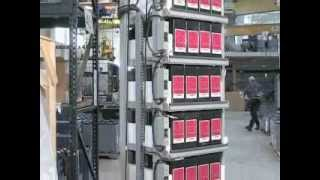Storage Battery Systems - Telecom Services Video