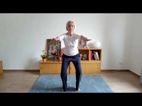 Olisticmap - routine riscaldamento yoga