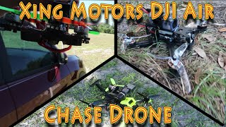 Review: Xing 2206 2750KV Motors DJI Air FPV System Chase Drone