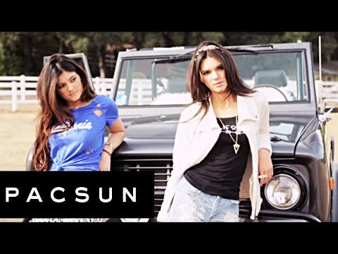 PacSun Commercial (with Kylie Jenner)