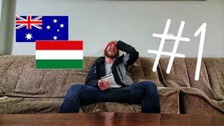 Australians (try To) Speak HUNGARIAN! #1