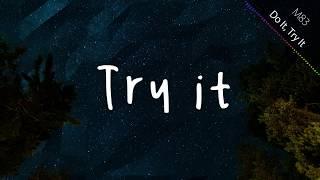 M83 - Do It, Try It (Lyric video)