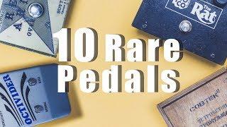 10 Rare Pedals