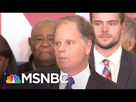 Ari Melber: Why Voters Rejected Roy Moore And Donald Trump | The Beat With Ari Melber | MSNBC