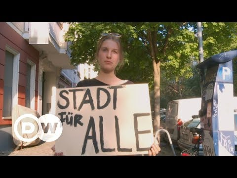 Once affordable Berlin plagued with skyrocketing rents | DW English