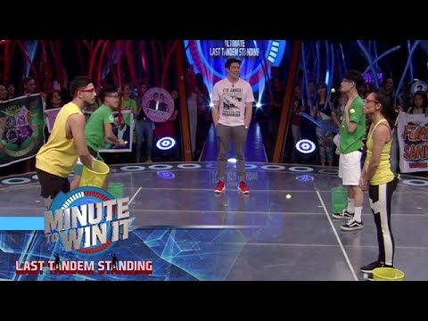 Spoonginator | Minute To Win It - Last Tandem Standing