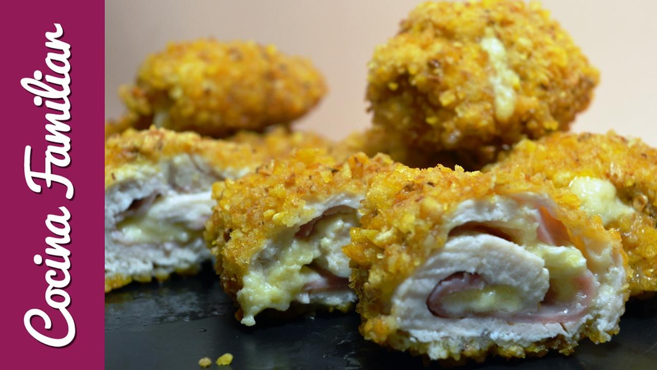 Famenquines de pollo empanados con kikos | Javier Romero Cap.38 - Temporada 1