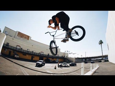 BMX - CHAD KERLEY RAW STREET