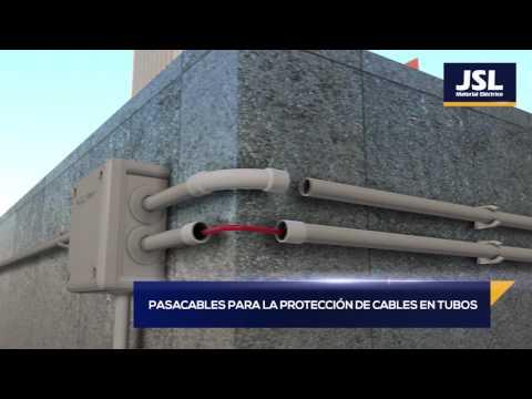 JSL TUBERÍA HFT Y SISTEMA DE CANALIZACIÓN NO METÁLICA LIBRE DE HALÓGENOS