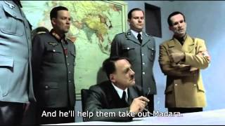 Hitler's Reaction to Naruto Chapter 615 (Part 1)