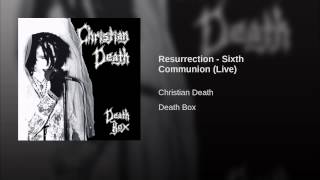 Resurrection - Sixth Communion (Live)