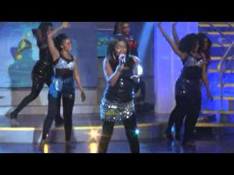 Musulyn -Wherever Whenever by Shakira on Project Fame 5 stage.
