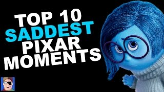 Top 10 Saddest Moments In Pixar Movies